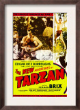 The New Adventures of Tarzan, 1935 Poster