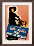That Hamilton Woman, Vivien Leigh, Laurence Olivier, Vivien Leigh, 1941 Prints