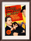 Big City, Spencer Tracy, Luise Rainer on Midget Window Card, 1937 Posters