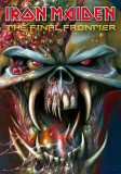 Iron Maiden - Frontiers Head Print