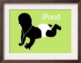 iPood Baby Prints