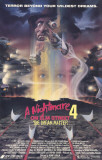 A Nightmare on Elm Street 4: Dream Master Masterprint