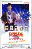 The Adventures of Buckaroo Banzai Across the Eighth Dimension Masterdruck