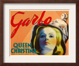 Queen Christina, Greta Garbo, 1933 Posters