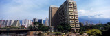 Buildings in a City, Bellas Artes District, Caracas, Venezuela Wall Decal by  Panoramic Images