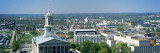 High Angle View of a Government Building, State Capitol Building, Nashville Wall Decal