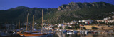 Boats at a Marina, Kas, Antalya Province, Turkey Wall Decal by  Panoramic Images
