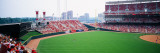 Spectators Watching Baseball in a Stadium, Great American Ball Park, Cincinnati, Ohio Wall Decal by  Panoramic Images