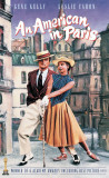 An American in Paris Masterprint