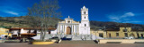 Church in a Village, San Rafael De Mucuchies, Merida State, Andes, Venezuela Autocollant mural par  Panoramic Images