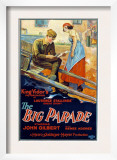Big Parade, John Gilbert, Renee Adoree, 1925 Prints