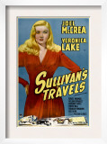 Sullivan's Travels, Veronica Lake, 1941 Prints