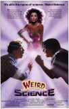 Weird Science Masterprint