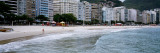 Buildings at the Waterfront, Copacabana Beach, Rio De Janeiro, Brazil Wall Decal