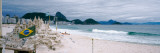 Sand Castle on The Beach, Copacabana Beach, Rio De Janeiro, Brazil Wall Decal