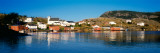 Fishing Village On An Island, Salvage, Newfoundland, Newfoundland and Labrador, Canada Wall Decal by  Panoramic Images