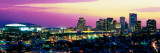 Phoenix, AZ Wall Decal by  Panoramic Images