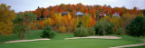 Golf Course, St. Hippolyte Laurentides, Quebec Wall Decal by  Panoramic Images