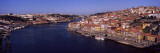 River Passing Through An Old Town, Duoro River, Vila Nova De Gaia, Porto, Portugal Wall Decal by  Panoramic Images