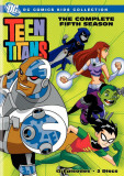 Teen Titans Masterprint