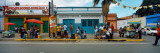 People in a Street Market, Carupano, Sucre State, Venezuela Wall Decal by  Panoramic Images