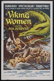 Viking Women and the Sea Serpent Masterprint