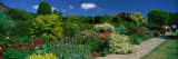 Great Dixter Gardens, East Sussex, England Wall Decal by  Panoramic Images
