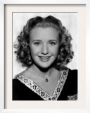 Priscilla Lane, Early 1940s Prints