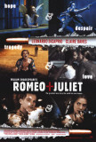 William Shakespeare's Romeo & Juliet Masterprint