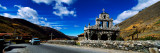Ruins of a Chapel, San Rafael De Mucuchies, Merida State, Andes, Venezuela Wall Decal by  Panoramic Images