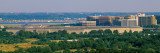 Aerial View of the Pentagon, Arlington, Virginia Wall Decal by  Panoramic Images