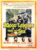 20,000 Leagues Under the Sea Masterprint