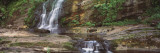 Waterfall in a Forest, Kent Falls State Park, Connecticut Wall Decal by  Panoramic Images