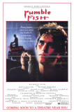 Rumble Fish Masterprint