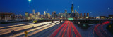 Kennedy Expressway, Chicago Wall Decal by  Panoramic Images