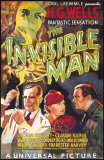 The Invisible Man Masterprint