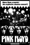 Pink Floyd en Pompeya Lámina maestra