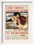 Affair to Remember, Cary Grant, Deborah Kerr, 1957 Print