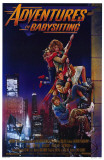 Adventures in Babysitting Masterprint