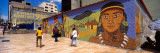 Mural On a Wall, La Hoyada, Caracas, Venezuela Wall Decal by  Panoramic Images