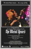 Decline of Western Civilization 2: The Metal Years Masterprint