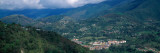 High Angle View of a City, Andes, Merida, Merida State, Venezuela Wall Decal by  Panoramic Images