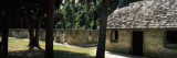 Slave Quarter in Kingsley Plantation, Fort George Island Wall Decal by  Panoramic Images