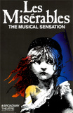 Les Miserables (Broadway) Masterprint