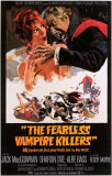 Fearless Vampire Killers Masterprint