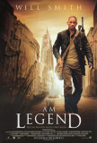 I Am Legend Masterprint
