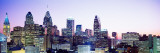 Philadelphia, PA Wall Decal by  Panoramic Images