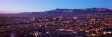 Aerial View of a Cityscape, El Paso, Texas-Mexico Border Wallsticker af Panoramic Images,