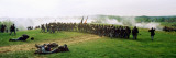 Union vs. Confederacy Pea Ridge Civil War Battle Reenactment, Ozark Mountains, Arkansas Wall Decal by  Panoramic Images