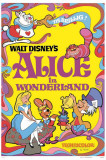 Alice in Wonderland Masterprint
